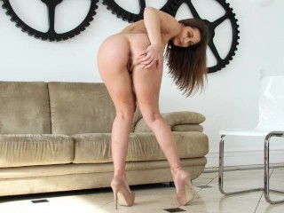 Bangbros brunette pawg picture perfect bubble booty...