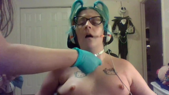 Naked Quadriplegic Gets Suctioned - TheCrippleThreat 12