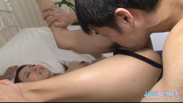 JAVHD หนังโป๊มิยาบิ สาวญี่ปุ่นคนดังแพ้ลิ้น ถูกหนุ่มเอาขาพาดบ่าเลียหีให้เคลิ้ม สยิวนอนขาบิดครางกระเส่า จบที่ควยกระเด้าแทงรูหี