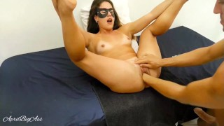 Fisting 2 hands in my pussy, extreme dilation!!! squirting!!! -aprilbigass-