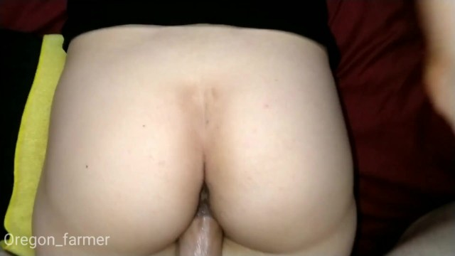 Admire that beautiful thick ass while I stuff her tight pussy 4