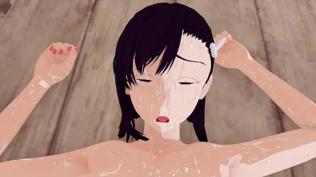Noel Niihashi BURN THE WITCH 3D Hentai Part9 5