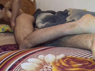 Sexy feet has fucking skinny boy dreams on...