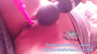 Private show with two lovense toys