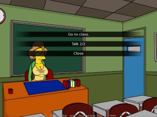 The Simpson Simpvill Part 7 DoggyStyle Marge By LoveSkySanX