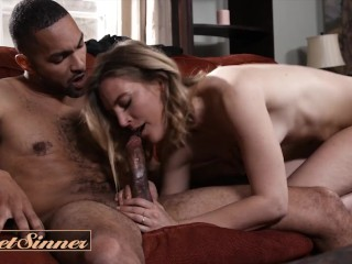 SweetSinner -Quinton James Licks & Fucks Aila Donovan's Pussy