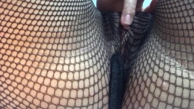 Catch my golden pussy in your fishing net 18