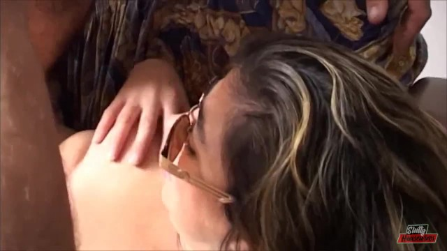 Cock hides in the fat cunt of this willing milf 9