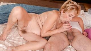LustyGrandmas Vintage GILF Wants A Big Dick In Her Bush