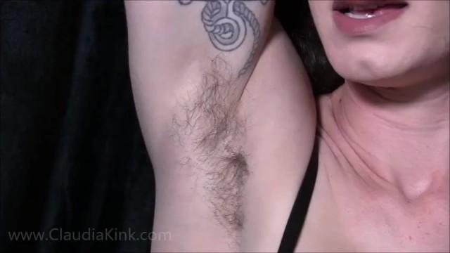 Trailer: Hairy Armpit Tease and Worship 39