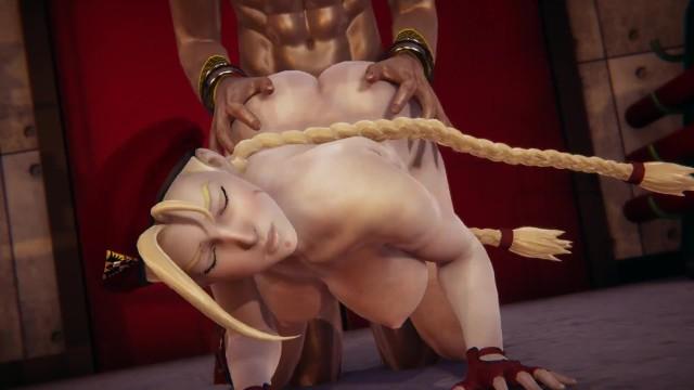 Fighter porno