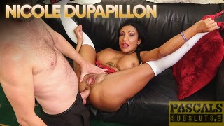 PASCALSSUBSLUTS Busty Sub Nicole DuPapillon Anal Fucked