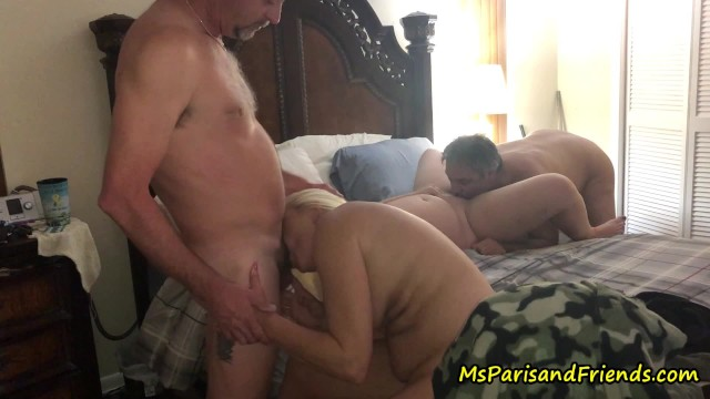 They Finger and Lick Her Squirting Cunt Till an Orgy Starts 7