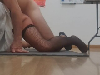 my wife do sex with another boy