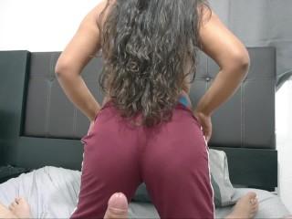 Schoolgirl losing her anal sex...