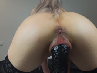 Slutty Babe cums hard while thinking about her BBC Boyfriends – 4K