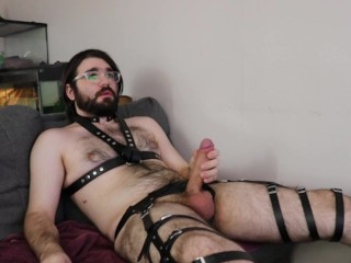 Cam still on after a private show...