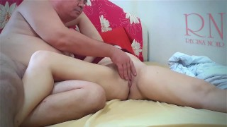 JOI. How to masturbate till orgasm. Fingering of meaty juicy cunt. My boyfriend spread my legs and