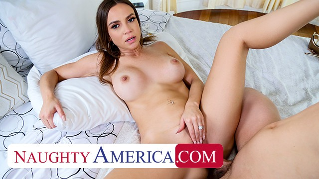 Naughty America - Havana Bleu gets fucked by a big cock