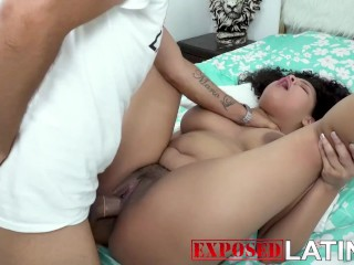Teen and round ass diana marquez with soldier...