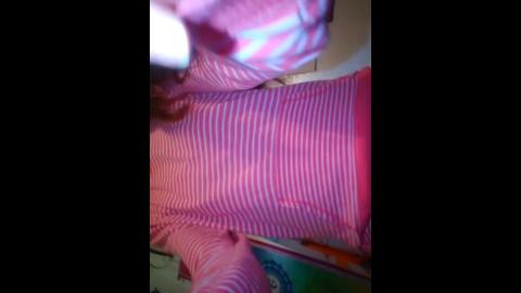 Girl getting fucked pink stripes Striped Leggings Porn Videos Pornhub Com