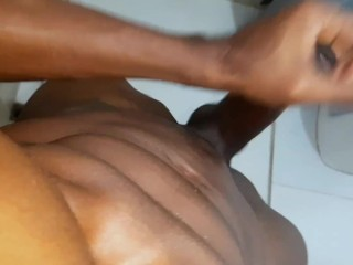 Sexy Stud Jerking Off Until He Cums/Young And Horny Teen Makes His Big Dick Super Hard