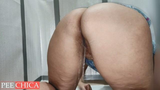 Amateur;Big Ass;BBW;Masturbation;MILF;60FPS;Verified Amateurs;Pissing;Solo Female masturbate, butt, chubby, extreme-squirt, extra-wet-pussy, wet-pussy, pee, pee-slut, pee-wet, wet, public-toilet, toilet-cam, peeing, piss, public-pee, pee-squirt