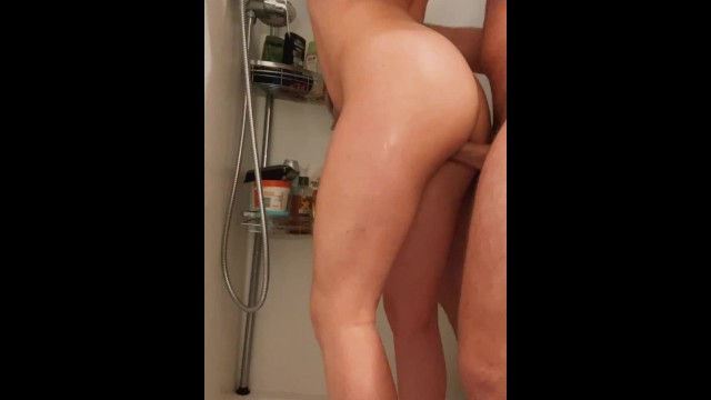 Incredible shower fuck with big ass babe - Akoni Pule 14