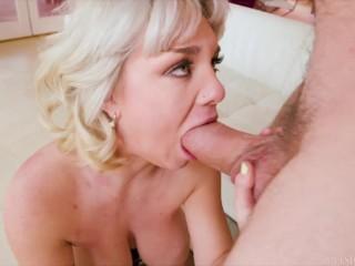 Jules Jordan - Manuel Ferrara Slays Big Natural Tit Teen Gabbie Carter's Boobs