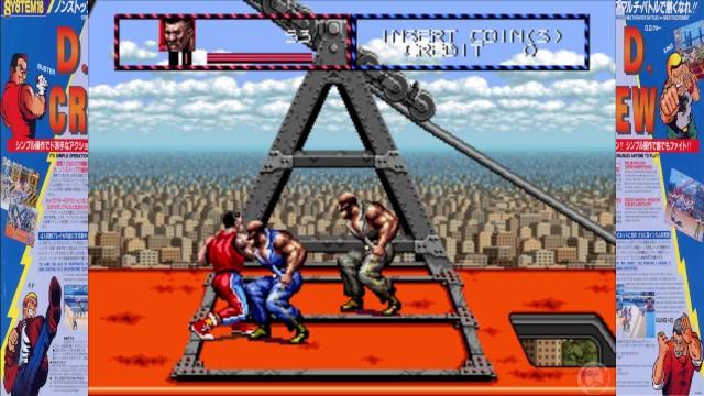 Cartoon;Verified Amateurs arcade, arcade-game, sega, beat-em-up, video-game, gamer, sega-system-18, itsraeburn