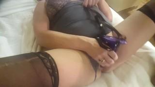 Crazy Squirting Orgasm