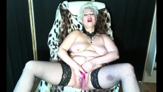Perky Mature Russian whore with her legs spread wide! Dirty talk, orgasm, squirt! Gorgeous slut .!.