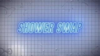 Shower Swap / Brazzers trailer with Phoenix Marie, Quinton James, Desiree Dulce / zzfull(.)com/xxz