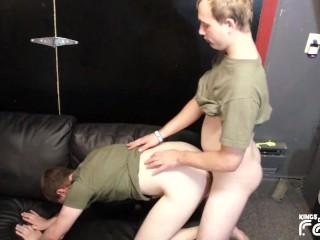 Dick his colleague...
