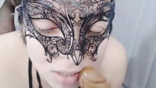 ASMR ITALIANO femdom e sissy boy JOI FINALE