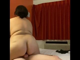 Motel fun n anxious sexy latina ass...