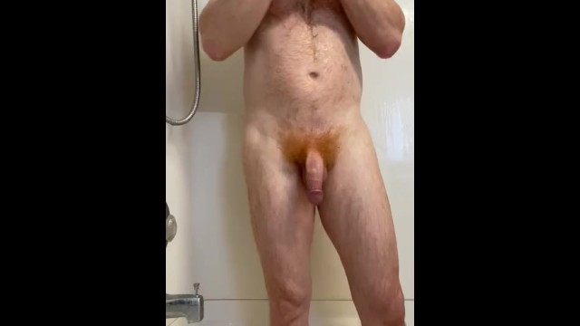 Cock ginger Naked Redhead