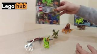 Vlog 15: More Lego dinosaurs!