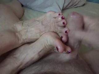Free Mature Feet Porn Tube - Mature Feet videos, movies, XXX | PornKai.com