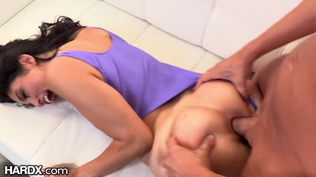 HardX - Latina Slut's Asshole Rammed Over And Over