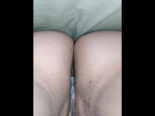 Cums so creamy...