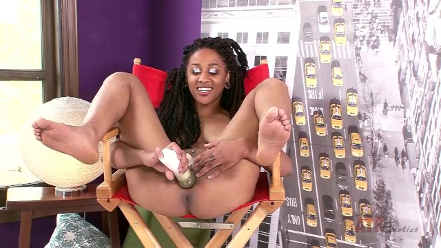 Indie Cass Strips To Masturbate With Sex Toy