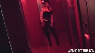 Fuck my ass at the porn cinema