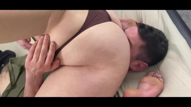 Face farting! Bella holding camera (Trailer)