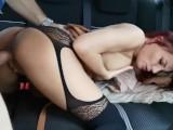 Dreist Taxifahrer gefickt I NickyBlue