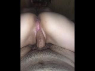 Pov pink pussy latina nalgona de vagina roa...