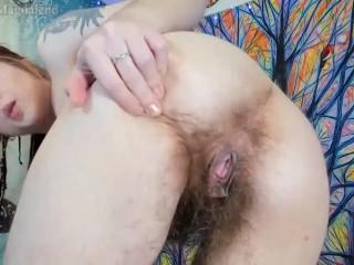 Clean My Hairy Ass