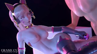 DVa Anal Part 2 [Grand Cupido] ( Overwatch )