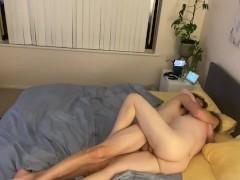 Playful Intimate Couple Massage, Frot, Fool Around & Fuck