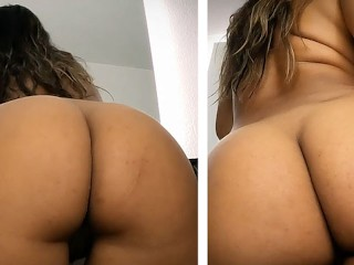 Ass sniffing astrodomina...
